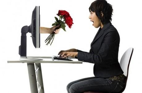 на сайте знакомств