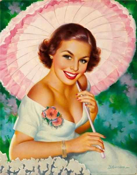 Женская улыбка на сайте знакомств