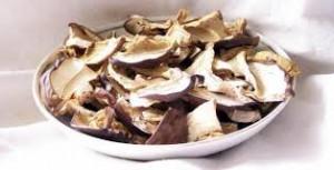 Полезность сушеного белого гриба
