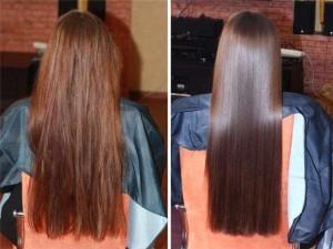 Ботокс для волос вред или польза