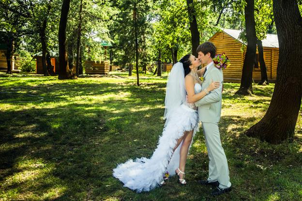 Свадьба на турбазе