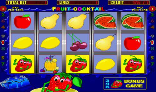 Игровые автоматы фрут ко интернет казино на wmr