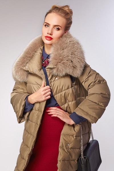 Выбираем женскую стёганую куртку на зиму