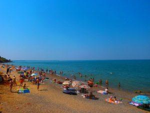 Условия отдыха в пансионатах Крыма
