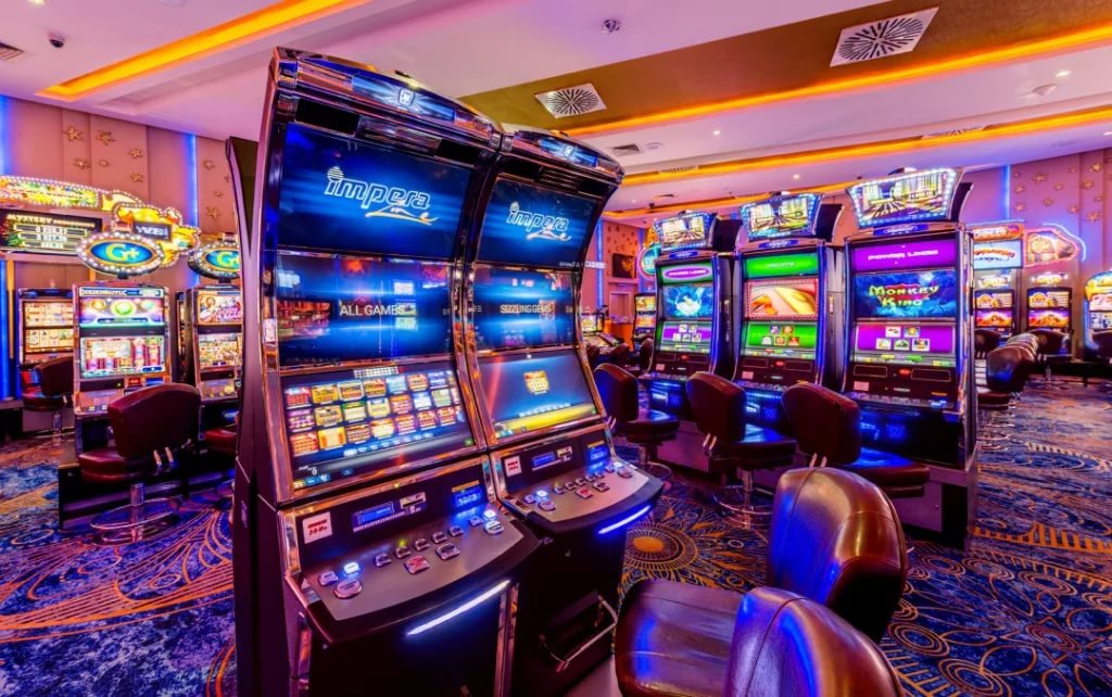 обзор игровых автоматов онлайн казино